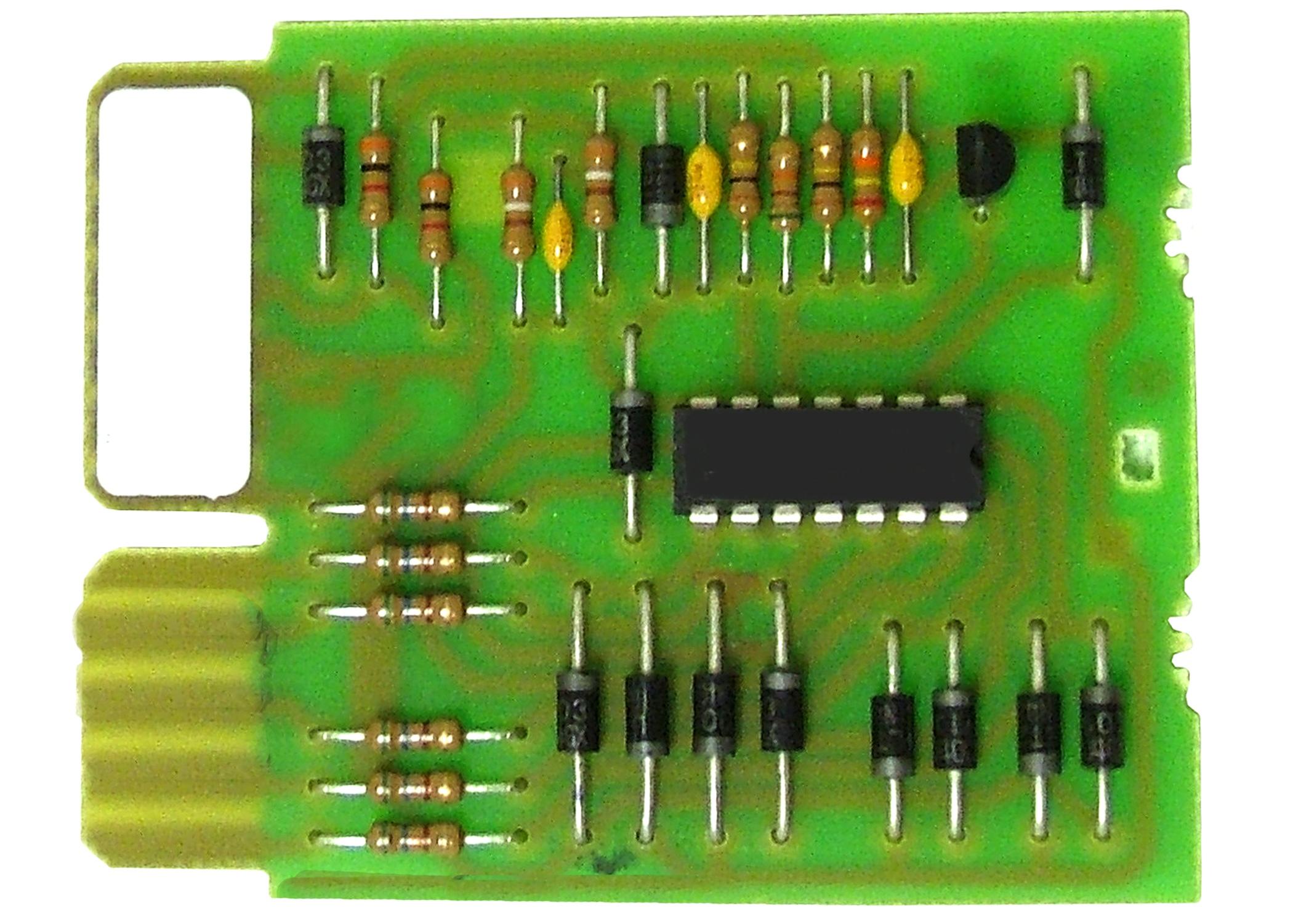 ACDELCO GM ORIGINAL EQUIPMENT - HVAC Control Module - DCB 15-73379