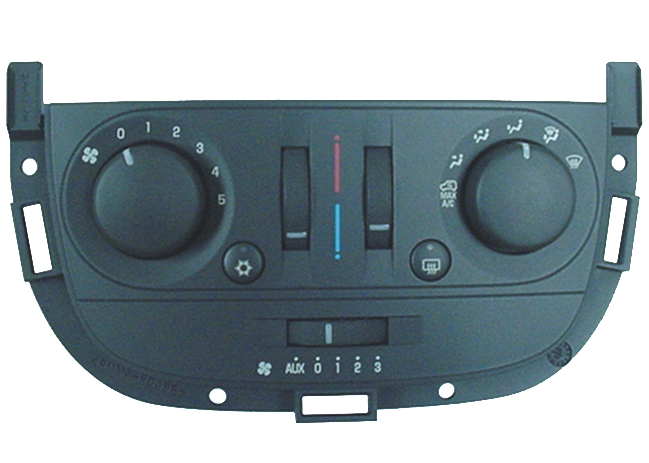 ACDELCO OE SERVICE - Heater Control Panel - DCB 15-73705