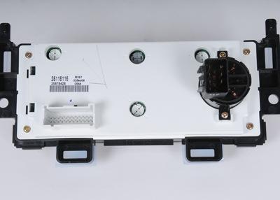 ACDELCO OE SERVICE - Heater & AC Control(w/Rear Window Defog Switch) - DCB 15-73873