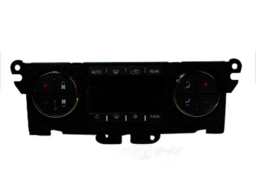 ACDELCO GM ORIGINAL EQUIPMENT - HVAC Control Panel - DCB 15-73986