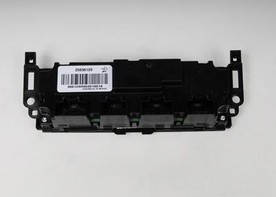 ACDELCO OE SERVICE - Heater & AC Control(w\/Rear Window Defog Switch) - DCB 15-74022