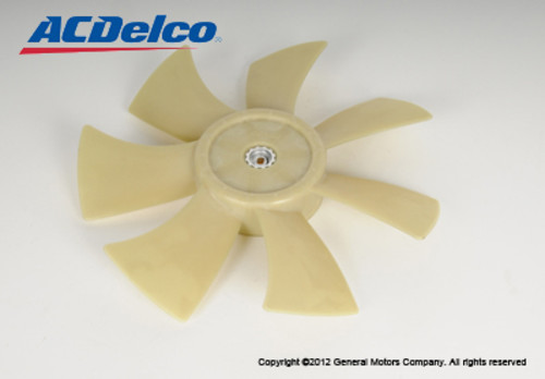 ACDELCO OE SERVICE - Engine Cooling Fan - DCB 15-80192