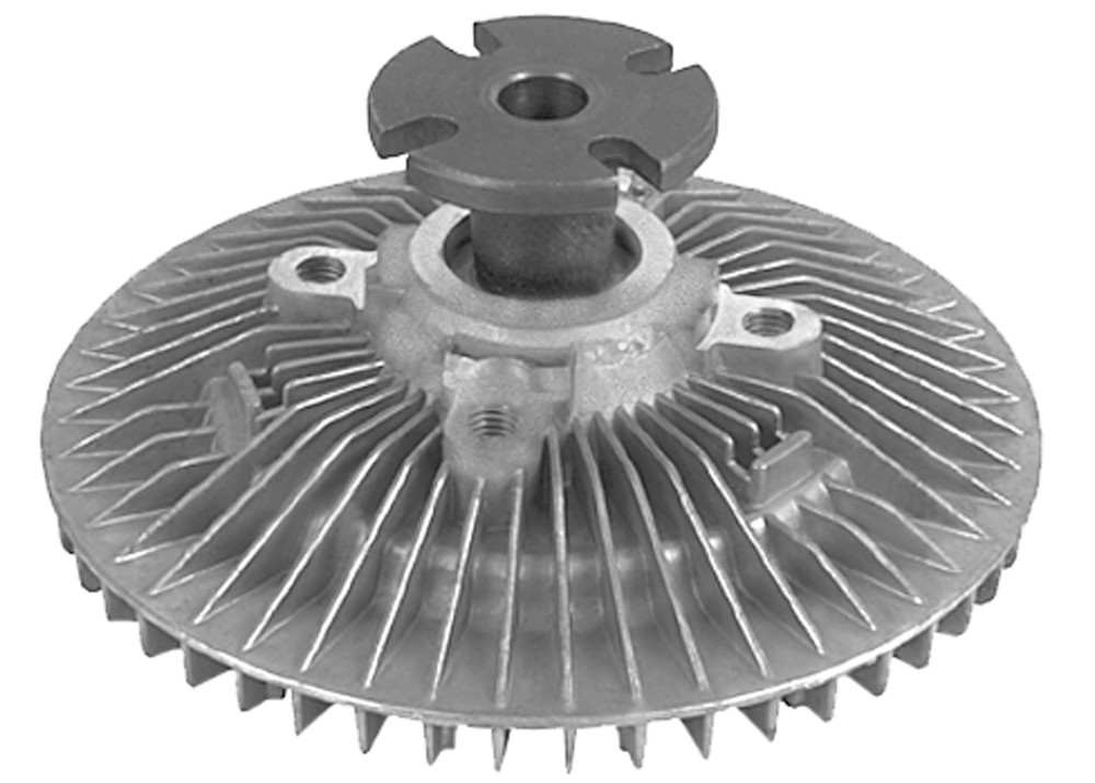 ACDELCO PROFESSIONAL - Engine Cooling Fan Clutch - DCC 15-80278