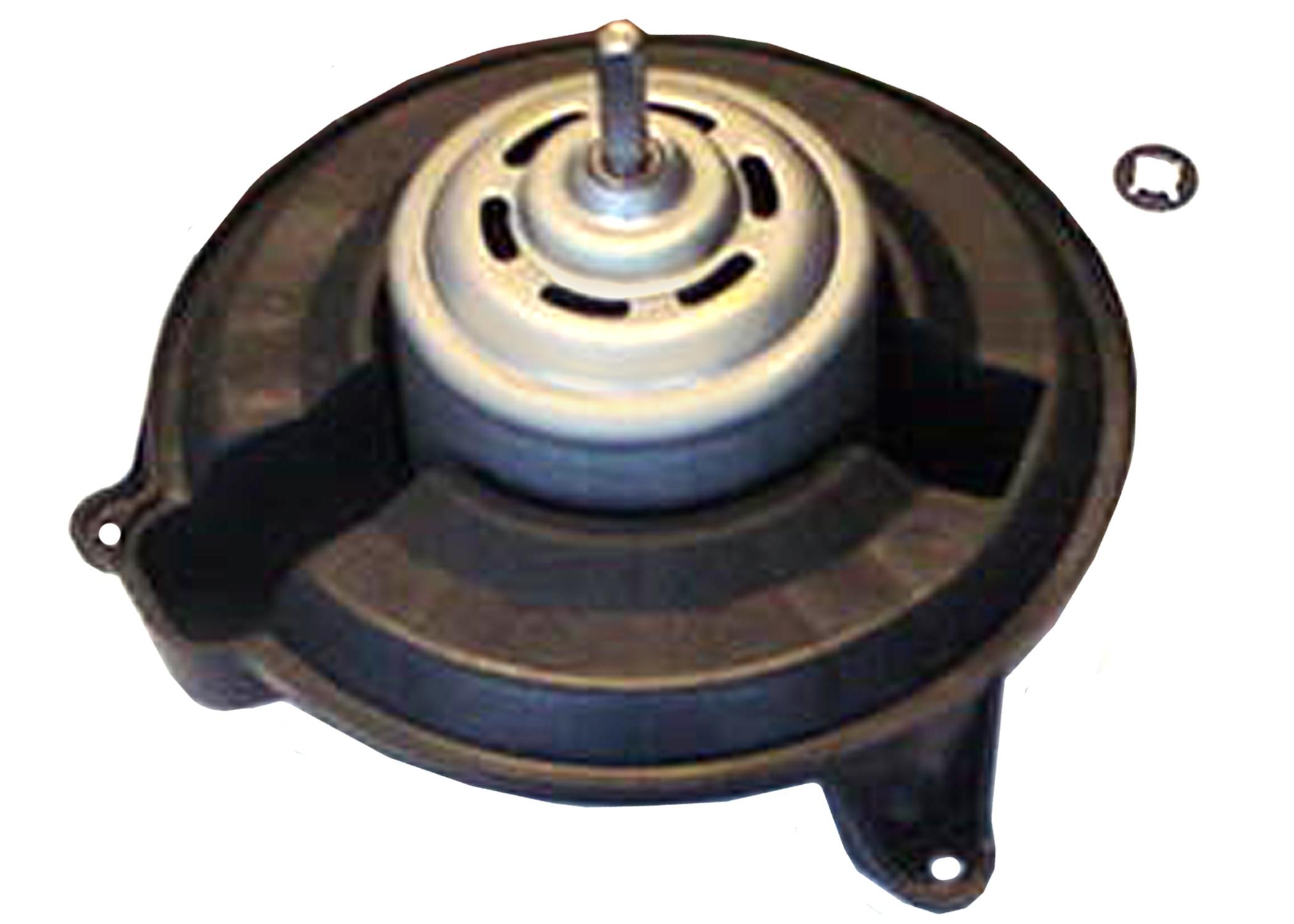 ACDELCO GM ORIGINAL EQUIPMENT - HVAC Blower Motor and Wheel - DCB 15-80387