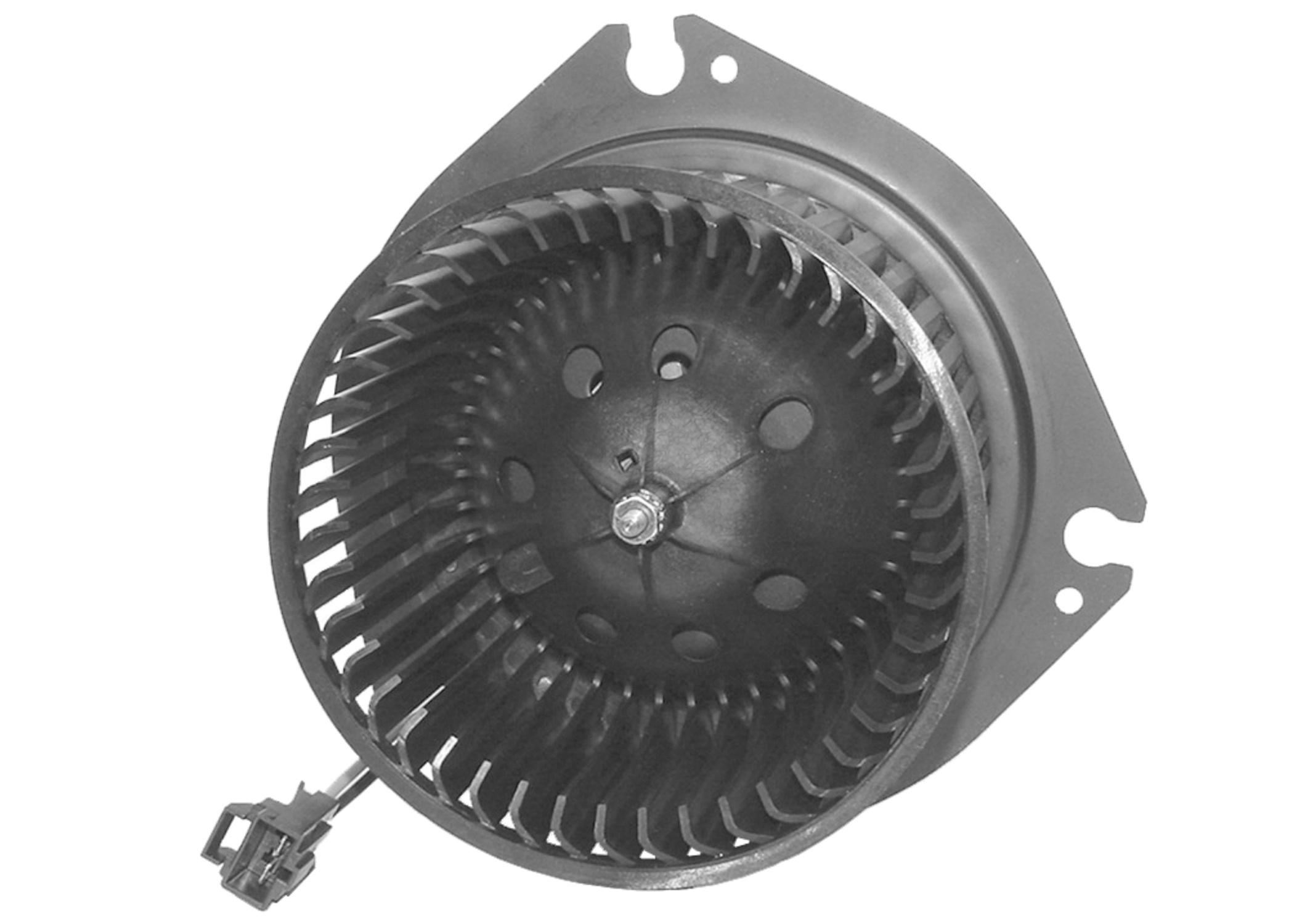 ACDELCO GM ORIGINAL EQUIPMENT - HVAC Blower Motor and Wheel - DCB 15-80669