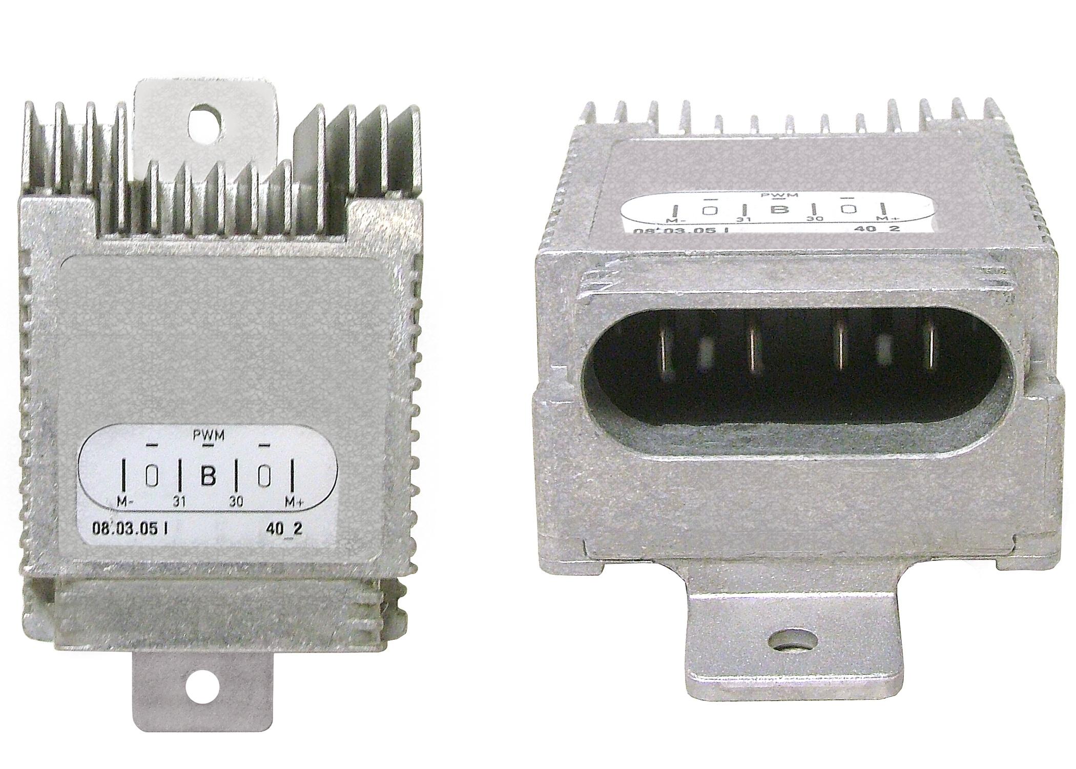 ACDELCO OE SERVICE CANADA - Fan Control Module - DCG 15-80803