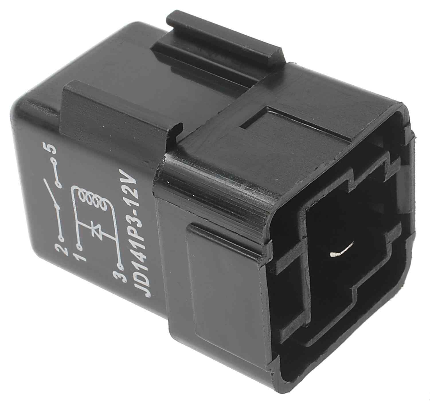 ACDELCO GOLD/PROFESSIONAL - Early Fuel Evaporation(EFE) Control Relay - DCC 15-81090