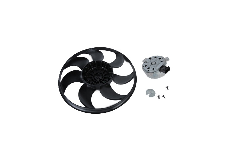 ACDELCO OE SERVICE - Engine Cooling Fan - DCB 15-81690