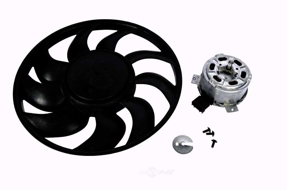 ACDELCO GM ORIGINAL EQUIPMENT - Engine Cooling Fan (Left) - DCB 15-81744