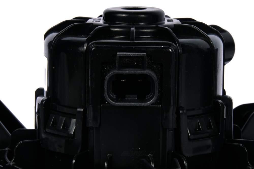 ACDELCO GM ORIGINAL EQUIPMENT - HVAC Blower Motor and Wheel (Front) - DCB 15-81780