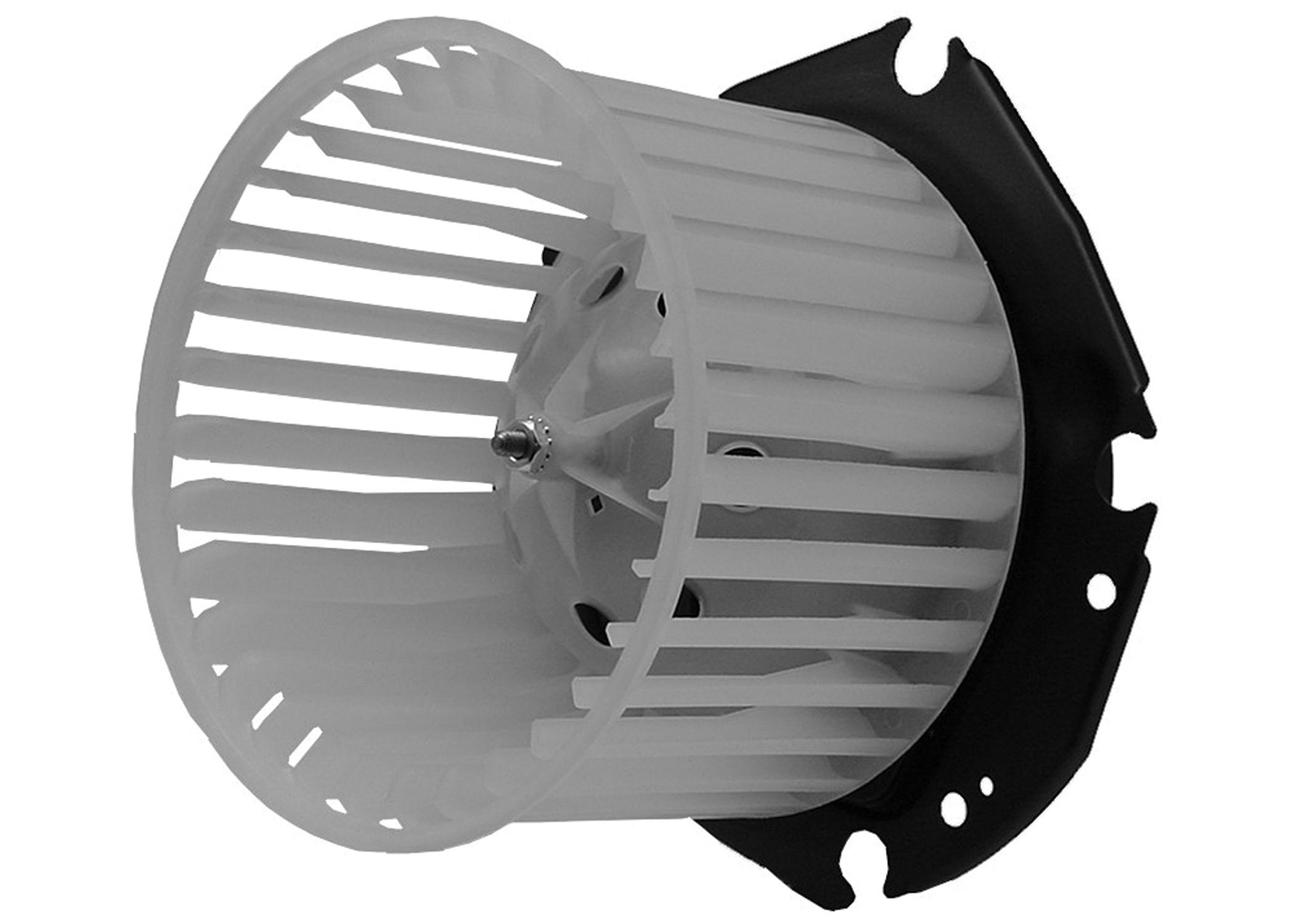 ACDELCO GM ORIGINAL EQUIPMENT - HVAC Blower Motor and Wheel - DCB 15-8542