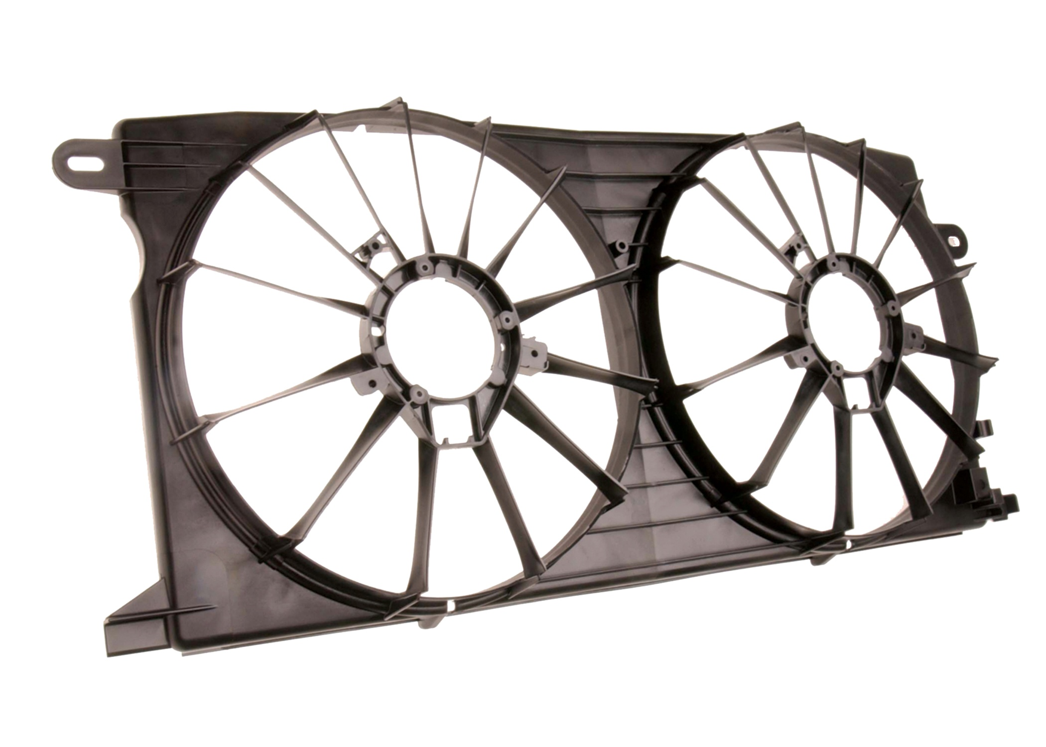 ACDELCO OE SERVICE - Engine Cooling Fan Shroud - DCB 15-8974