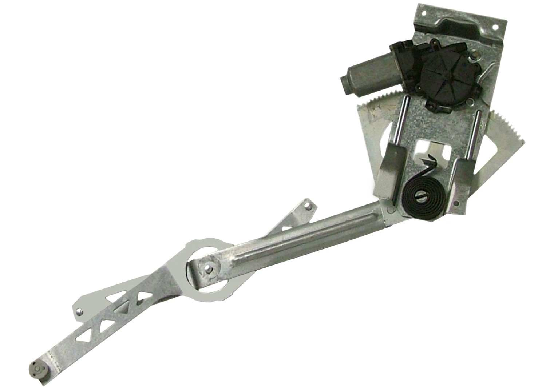 ACDELCO GM ORIGINAL EQUIPMENT - Power Window Motor and Regulator Assembly - DCB 15091383