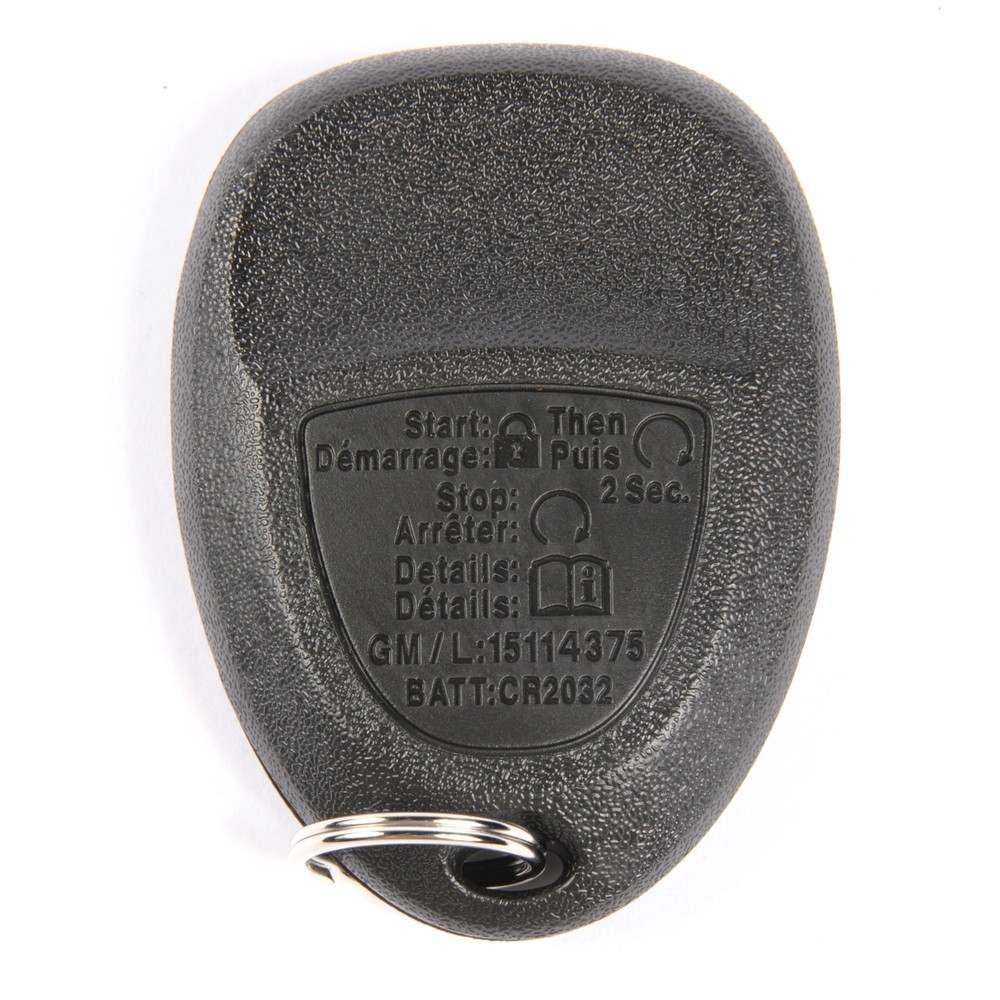 ACDELCO OE SERVICE CANADA - Key Fob - DCG 15114375