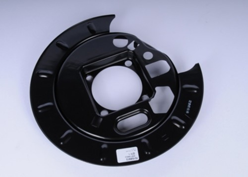 ACDELCO OE SERVICE - Brake Dust Shield - DCB 15158973