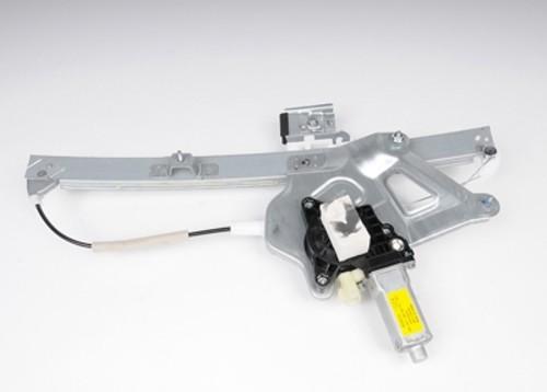 ACDELCO GM ORIGINAL EQUIPMENT - Power Window Motor and Regulator Assembly - DCB 15231240