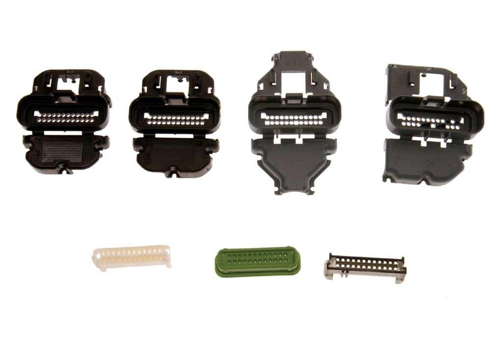 ACDELCO GM ORIGINAL EQUIPMENT - Suspension Self-Leveling Control Module Connector - DCB 15306089
