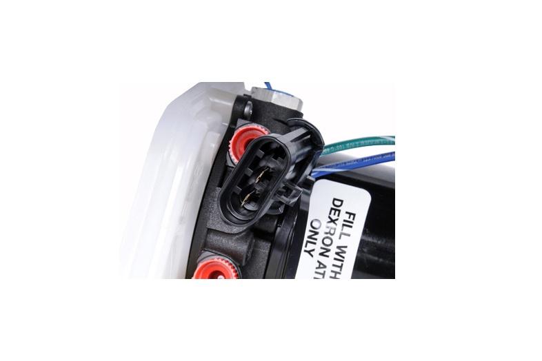ACDELCO GM ORIGINAL EQUIPMENT - Parking Brake Pump Motor - DCB 15743820