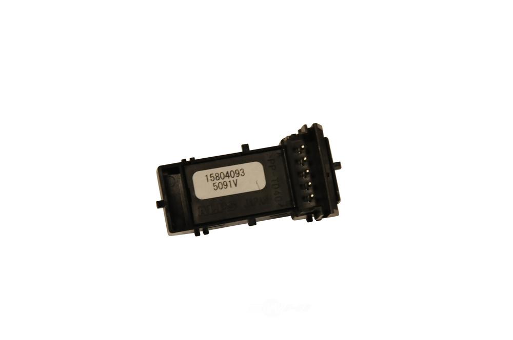 ACDELCO GM ORIGINAL EQUIPMENT - Door Lock Switch (Left) - DCB 15804093