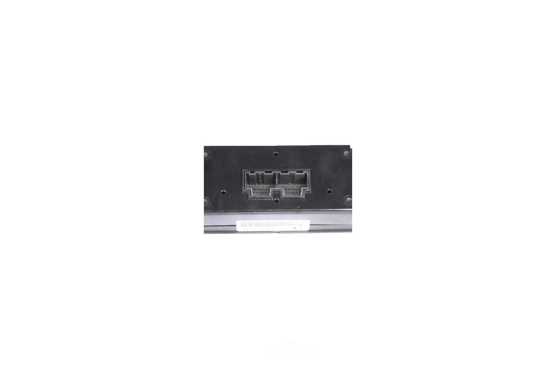 ACDELCO OE SERVICE CANADA - HVAC Heater Control Unit - DCG 15881861