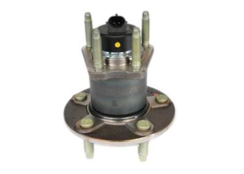 ACDELCO GM ORIGINAL EQUIPMENT - Wheel Bearing and Hub Assembly - DCB RW20-107