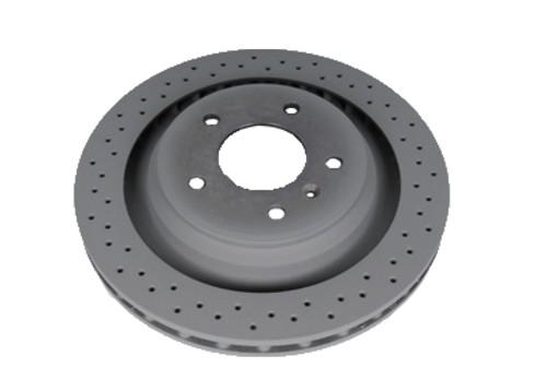 ACDELCO GM ORIGINAL EQUIPMENT - Disc Brake Rotor - DCB 177-1026