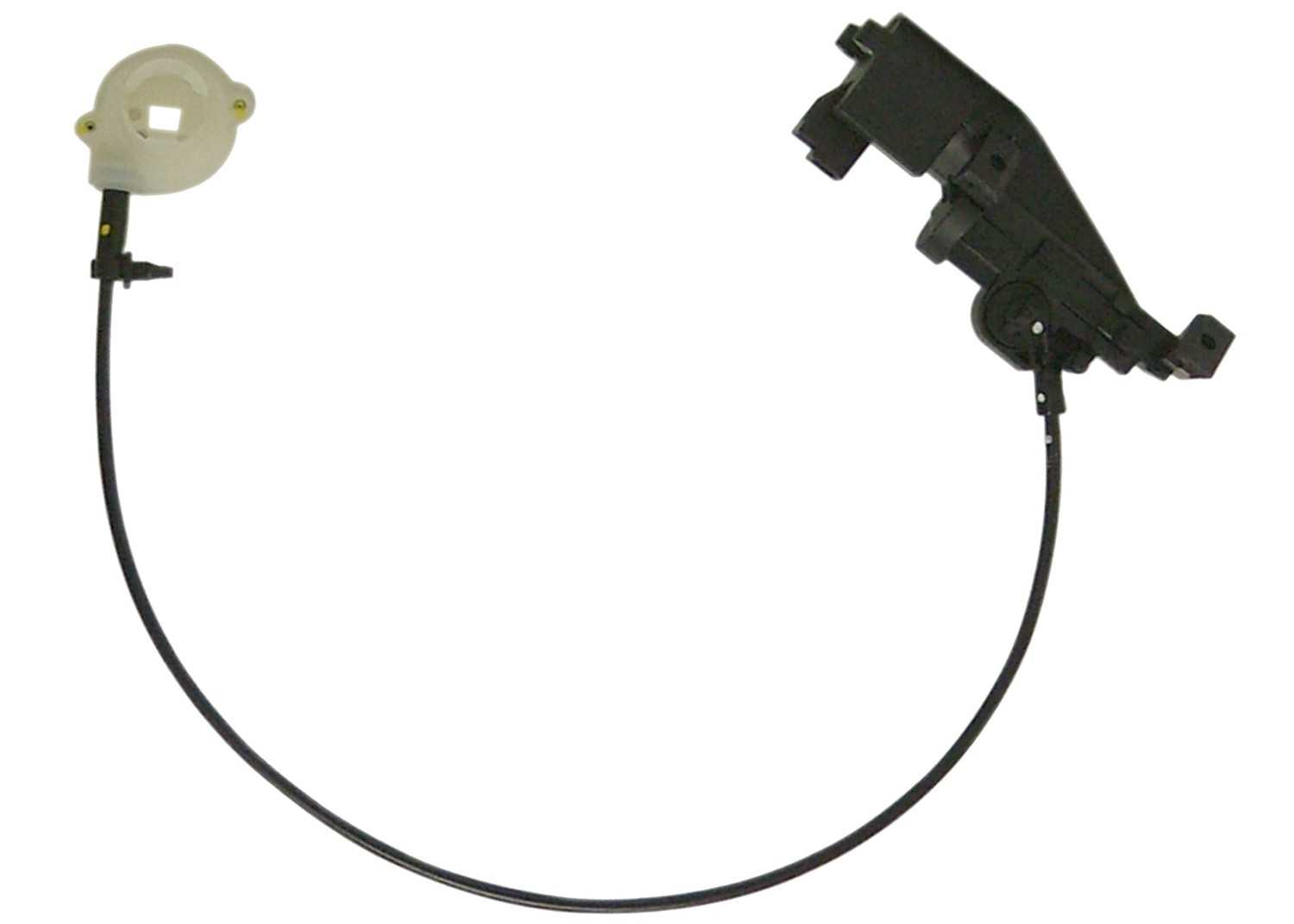 ACDELCO OE SERVICE - Trunk Lid Latch Release Actuator - DCB 16640853