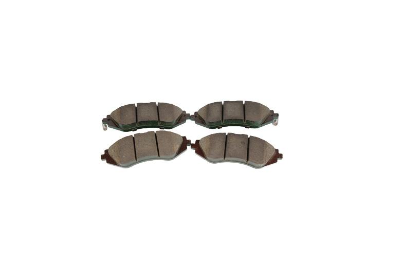 ACDELCO GM ORIGINAL EQUIPMENT - Disc Brake Pad Set (Front) - DCB 171-0877