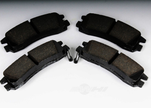 ACDELCO GM ORIGINAL EQUIPMENT - Disc Brake Pad Set (Rear) - DCB 171-0935