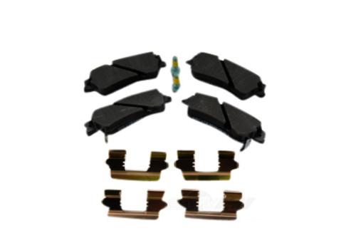 ACDELCO GM ORIGINAL EQUIPMENT - Disc Brake Pad Set (Rear) - DCB 171-1109