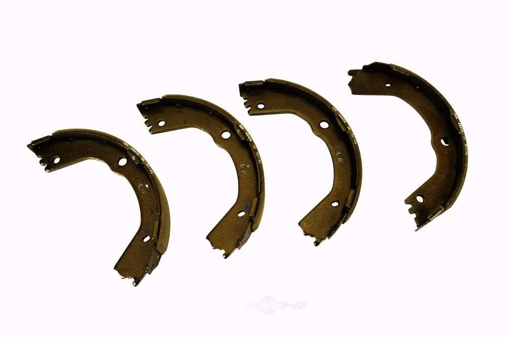 ACDELCO GM ORIGINAL EQUIPMENT - Parking Brake Shoe Set - DCB 171-1154