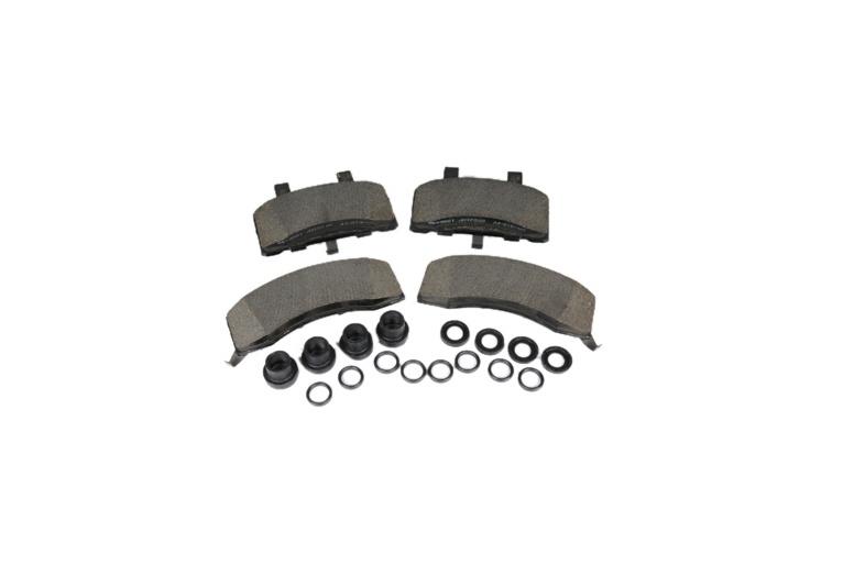 ACDELCO GM ORIGINAL EQUIPMENT - Disc Brake Pad Set (Front) - DCB 171-598
