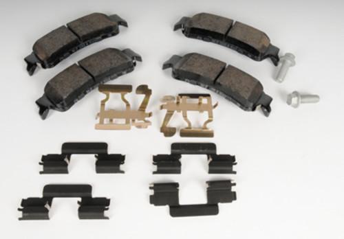ACDELCO GM ORIGINAL EQUIPMENT CANADA - Disc Brake Pad Set (Rear) - DCG 171-668