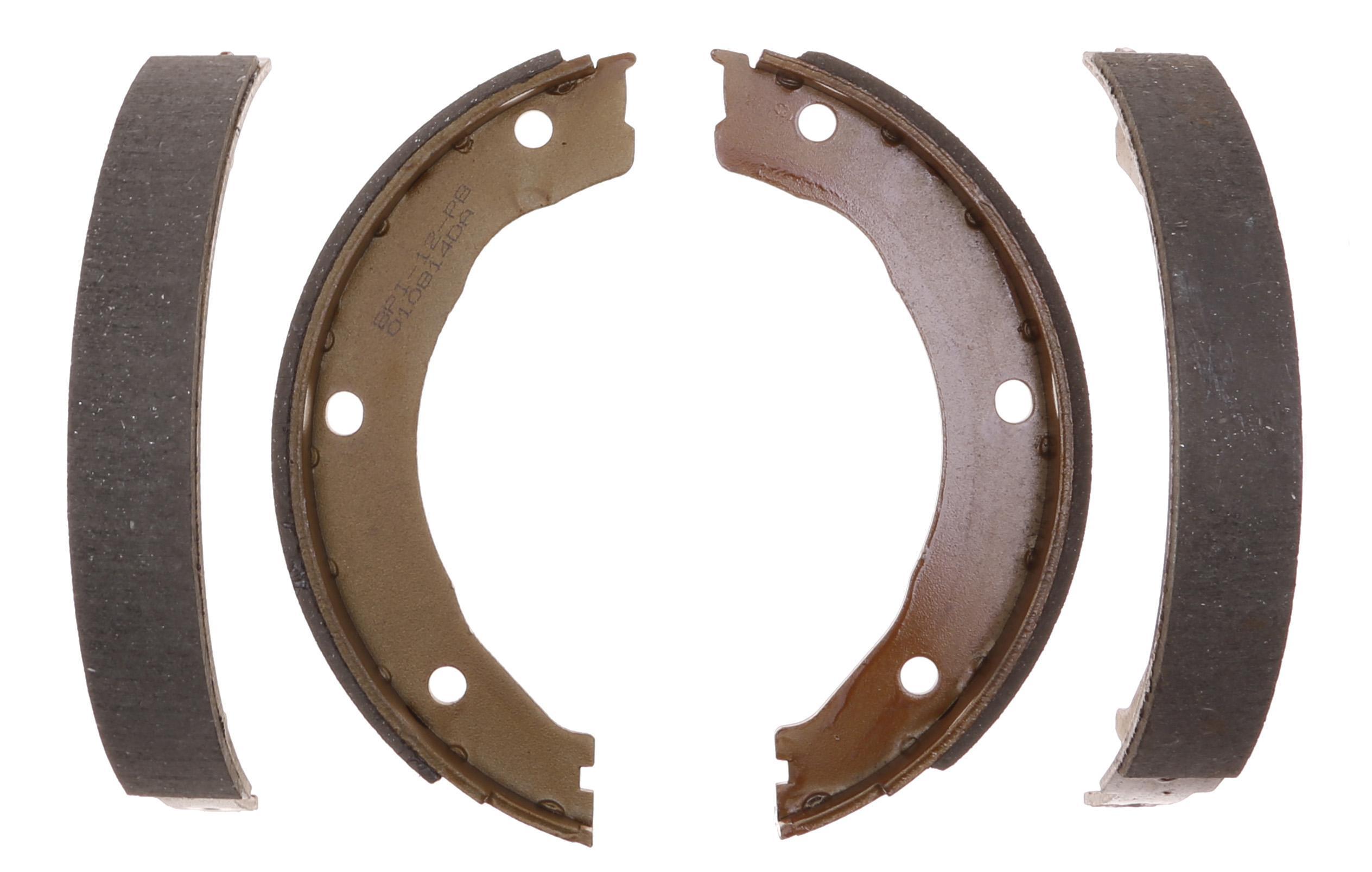 ACDELCO PROFESSIONAL BRAKES - Bonded Parking Brake Shoe - ADU 171005B