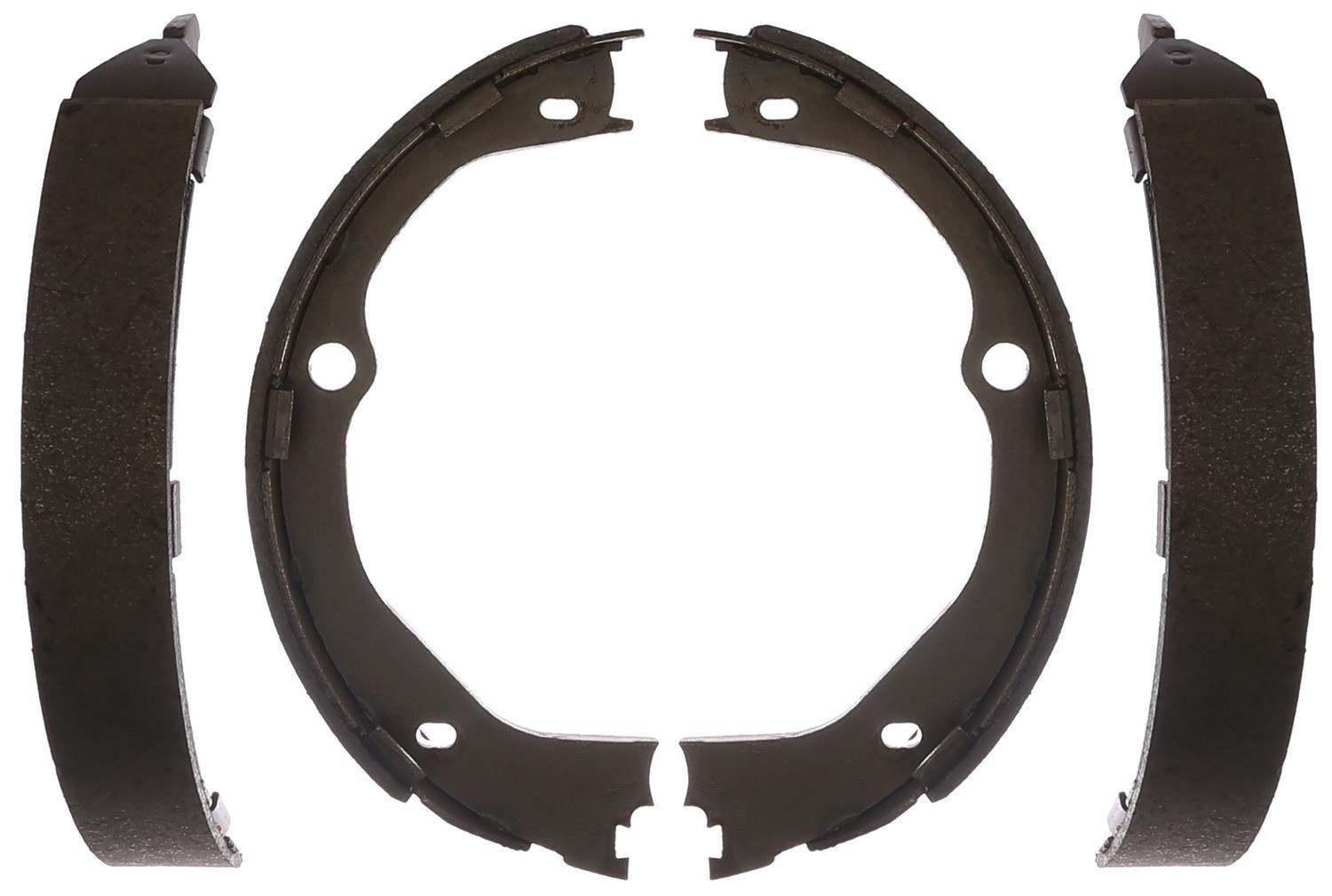 ACDELCO GOLD/PROFESSIONAL BRAKES - Bonded Parking Brake Shoe - ADU 171051B
