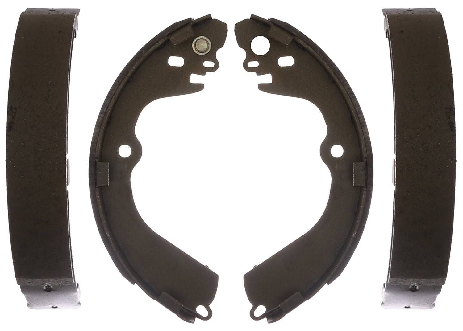 ACDELCO GOLD/PROFESSIONAL BRAKES - Bonded Drum Brake Shoe - ADU 171052B