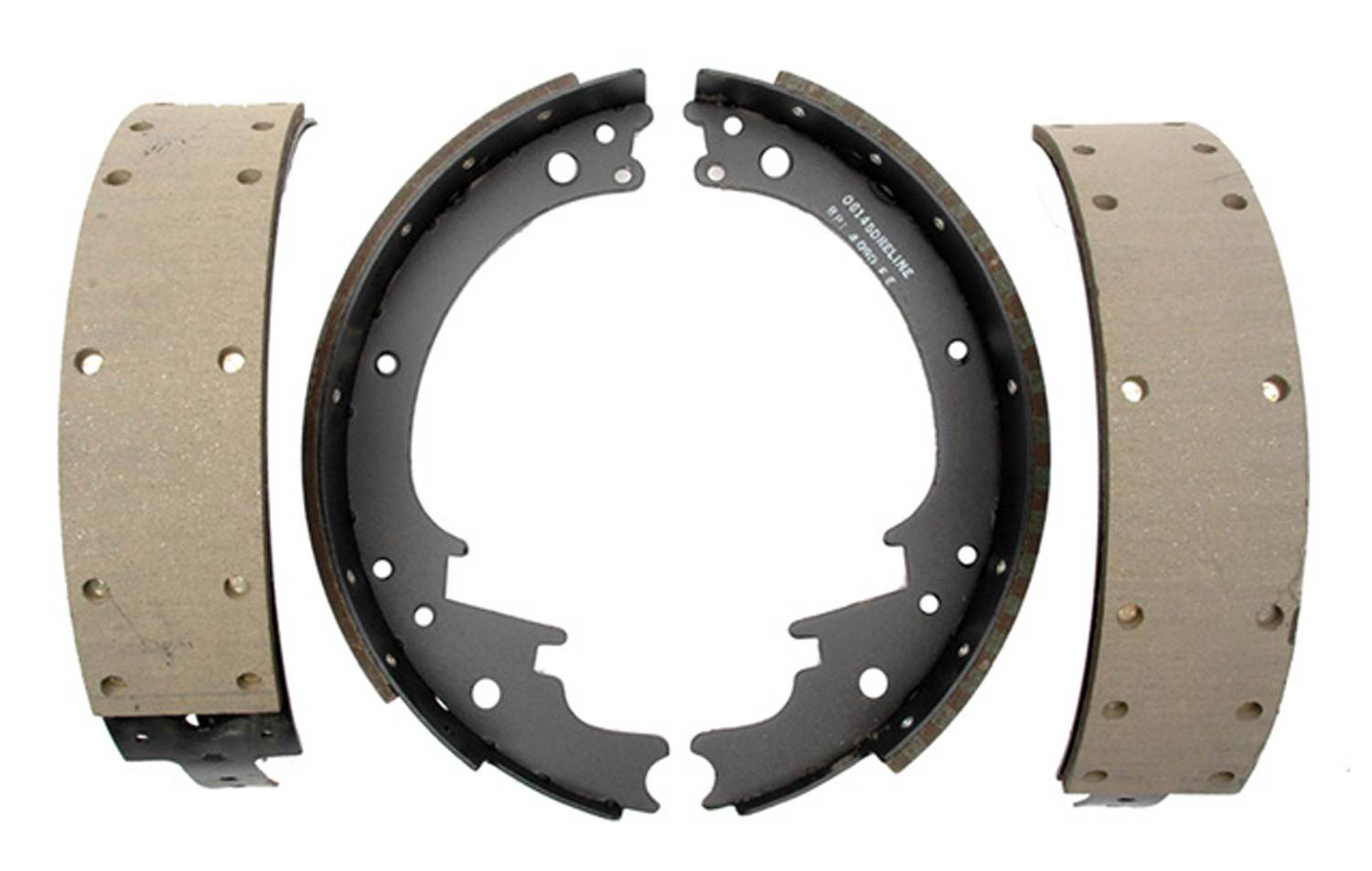 ACDELCO GOLD/PROFESSIONAL BRAKES - Bonded Drum Brake Shoe - ADU 17127B