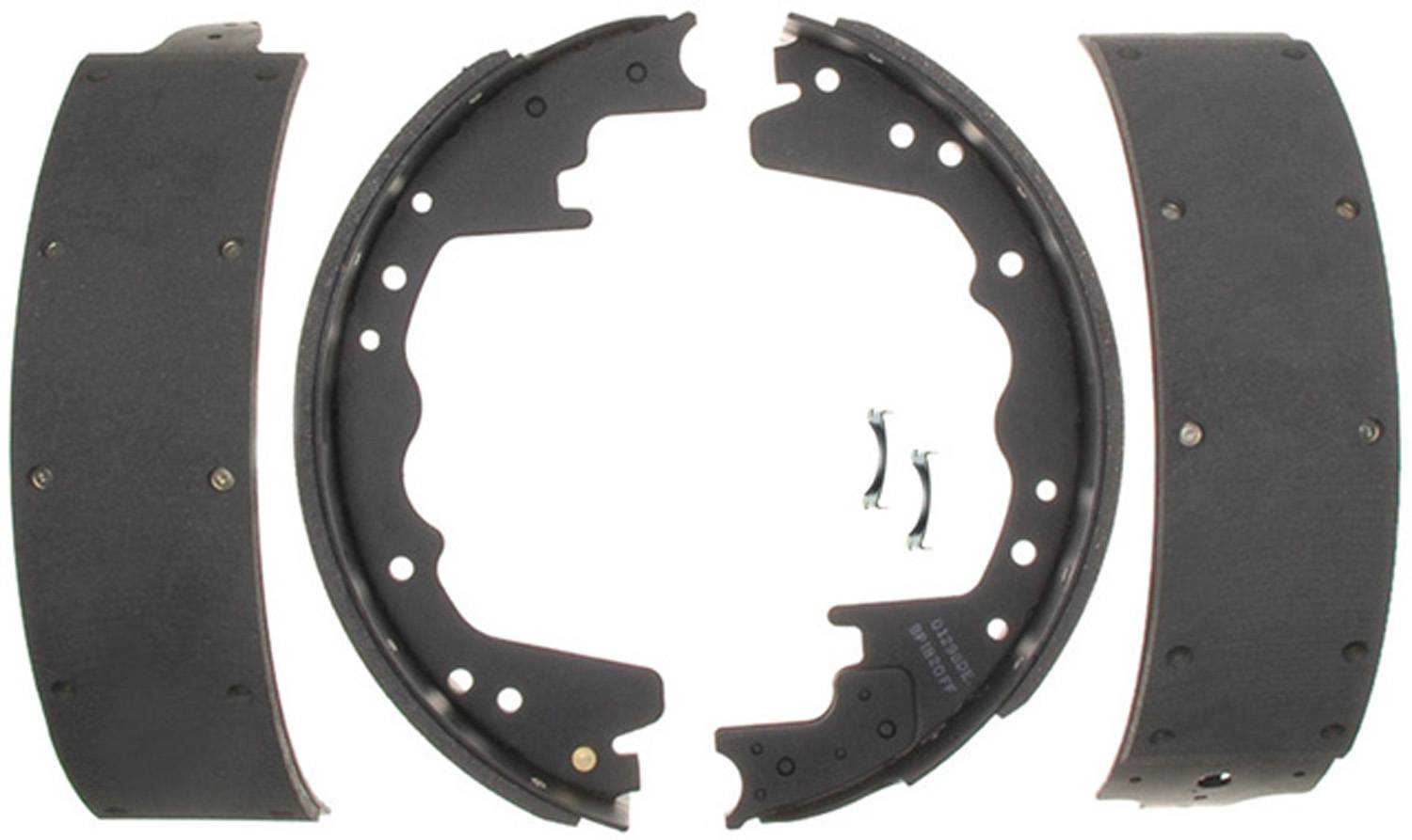 ACDELCO PROFESSIONAL BRAKES - Riveted Drum Brake Shoe - ADU 17314R