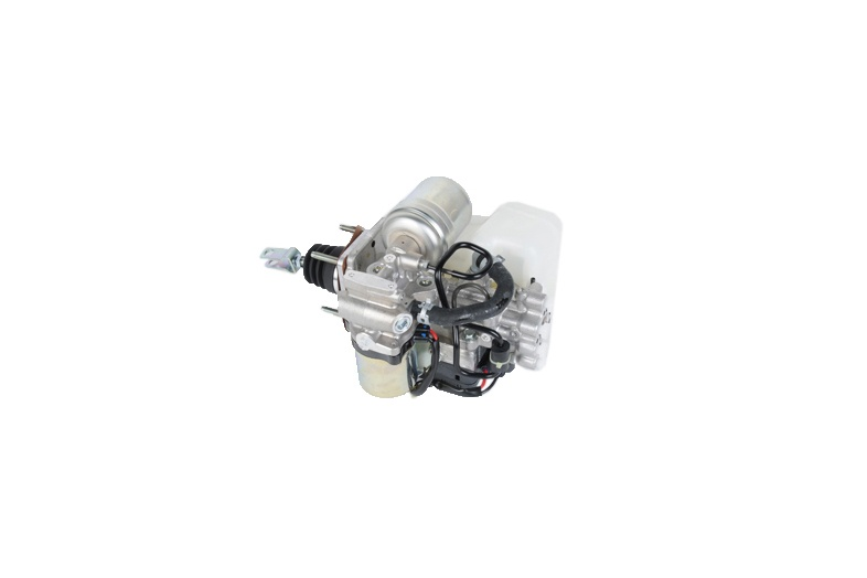 ACDELCO GM ORIGINAL EQUIPMENT - Power Brake Booster with Brake Master Cylinder - DCB 174-1156