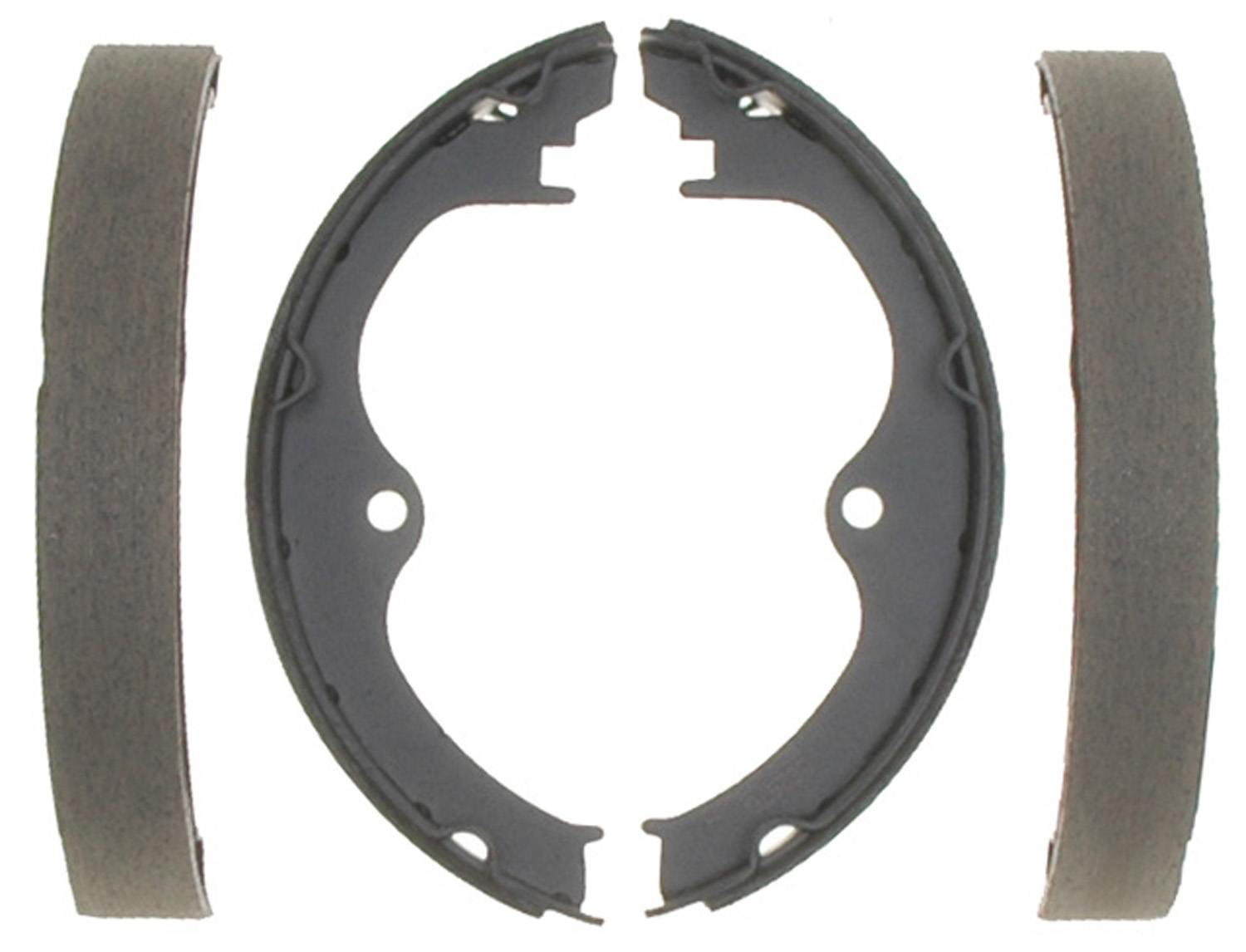 ACDELCO GOLD/PROFESSIONAL BRAKES - Bonded Parking Brake Shoe - ADU 17556B