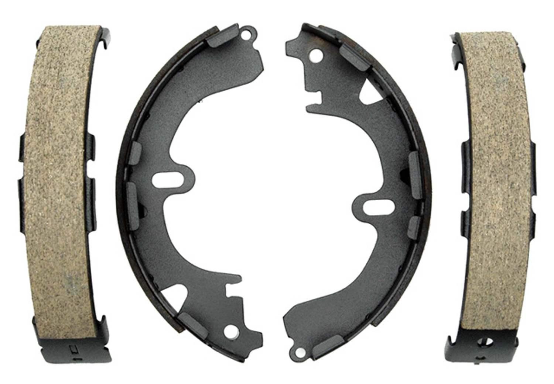 ACDELCO PROFESSIONAL BRAKES - Bonded Drum Brake Shoe - ADU 17597B