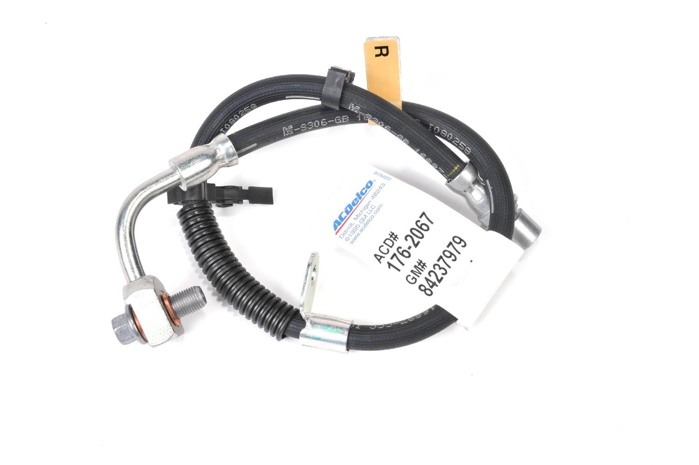 ACDELCO GM ORIGINAL EQUIPMENT - Brake Hydraulic Hose (Front Right) - DCB 176-2067