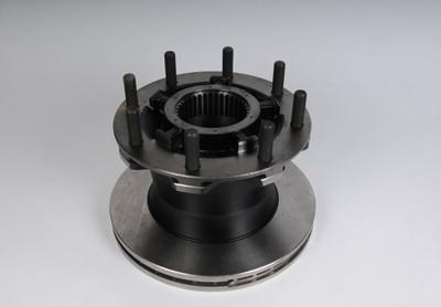 ACDELCO GM ORIGINAL EQUIPMENT - Disc Brake Rotor & Hub Assembly - DCB 177-0929
