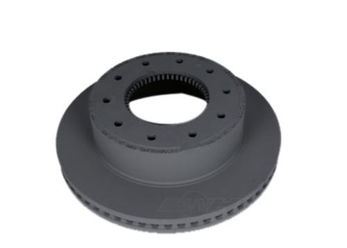 ACDELCO GM ORIGINAL EQUIPMENT - Disc Brake Rotor (Rear) - DCB 177-0958