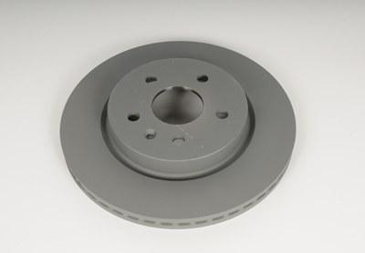 ACDELCO GM ORIGINAL EQUIPMENT - Disc Brake Rotor - DCB 177-1078