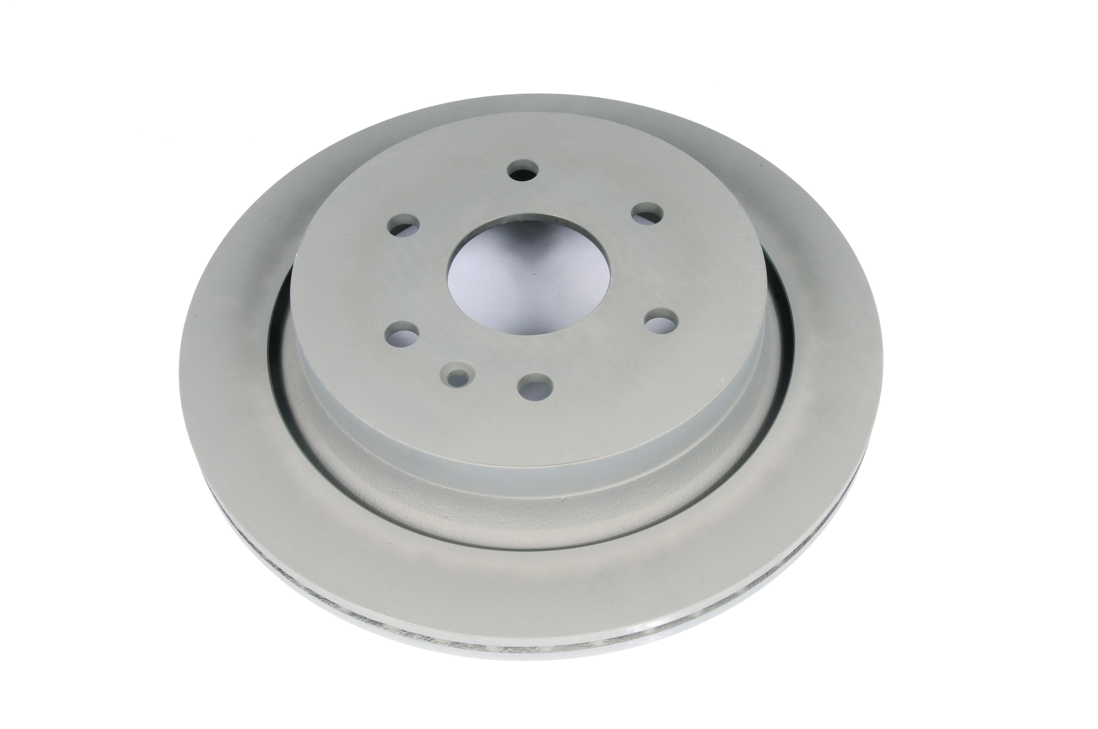 ACDELCO GM ORIGINAL EQUIPMENT - Disc Brake Rotor - DCB 177-1132
