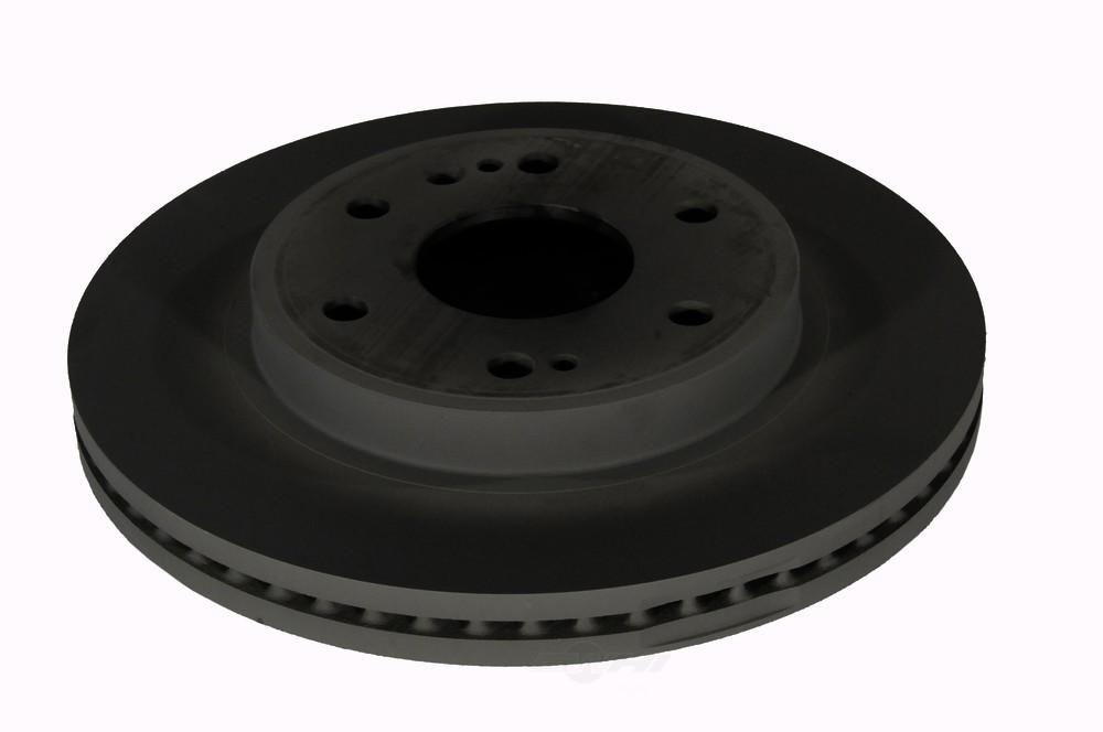 ACDELCO GM ORIGINAL EQUIPMENT - Disc Brake Rotor - DCB 177-1163