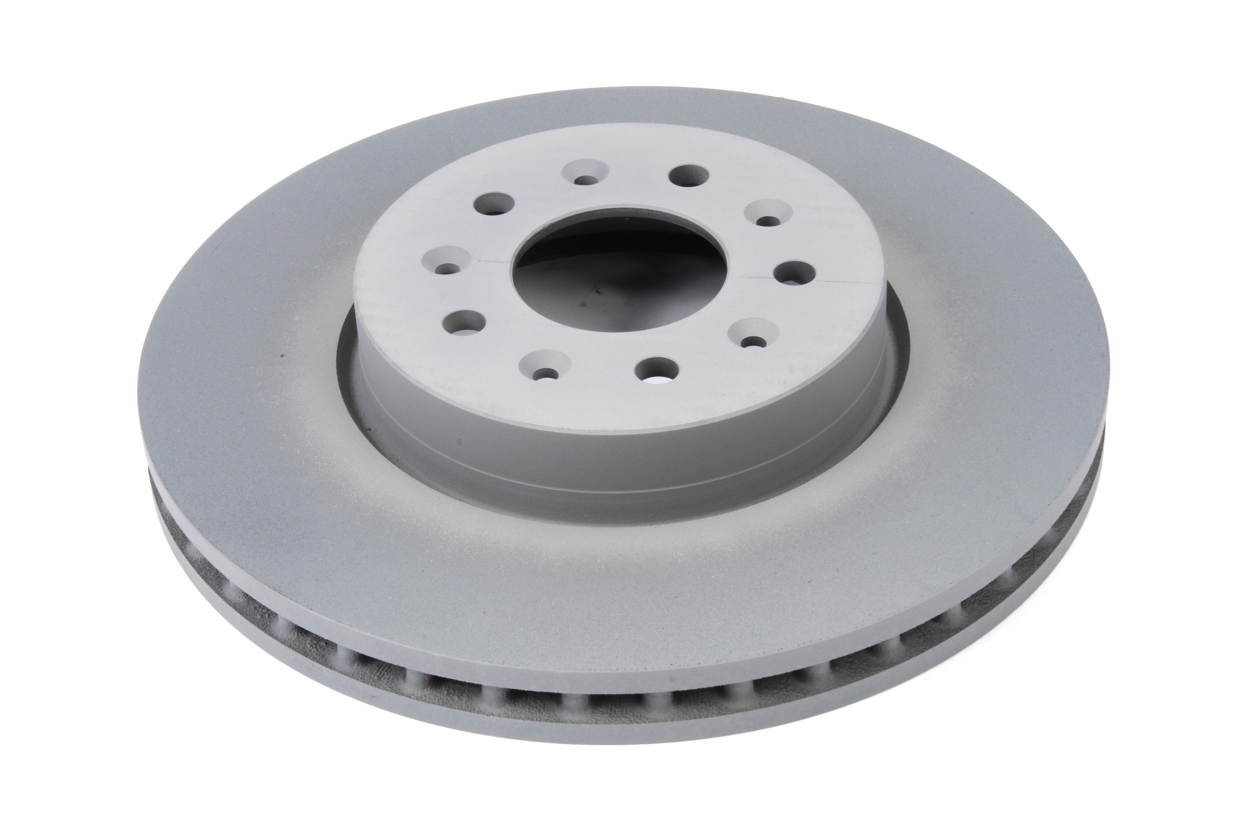 ACDELCO GM ORIGINAL EQUIPMENT - Disc Brake Rotor - DCB 177-1172