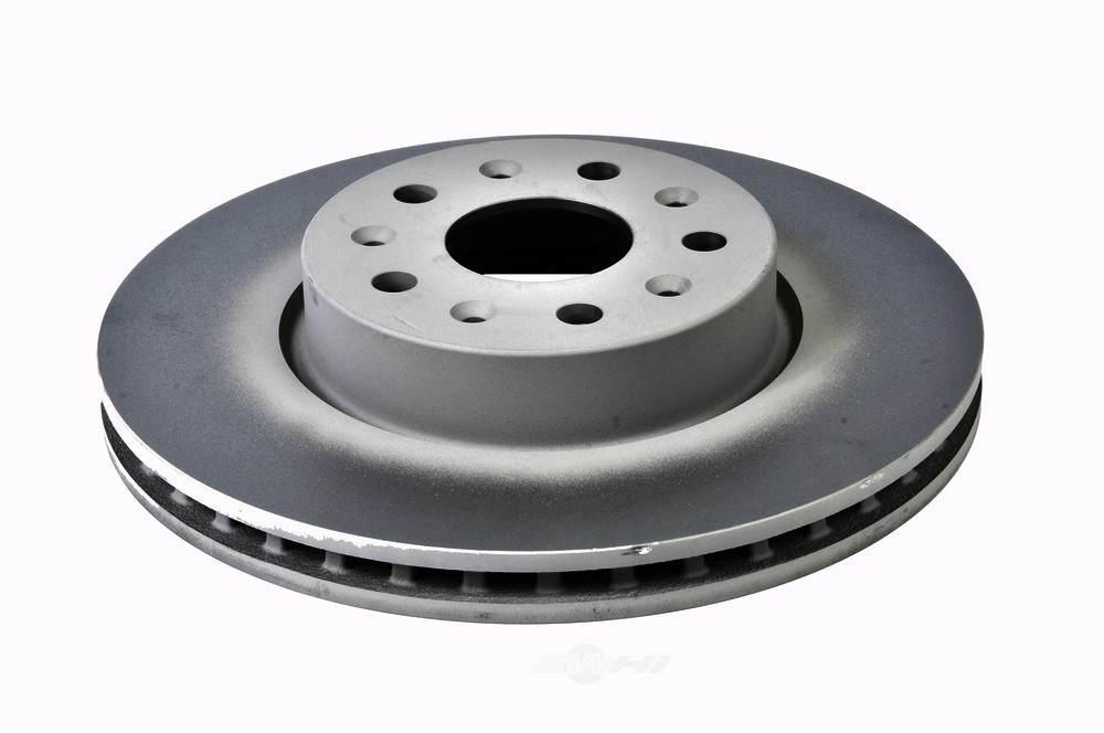 ACDELCO GM ORIGINAL EQUIPMENT - Disc Brake Rotor - DCB 177-1210
