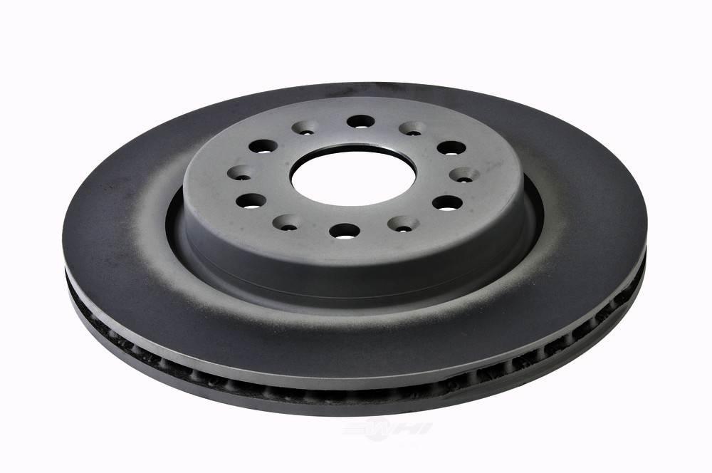 ACDELCO GM ORIGINAL EQUIPMENT - Disc Brake Rotor - DCB 177-1224